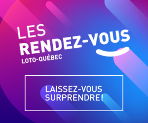 Loto Québec - Official partner of La Fête du Lac des Nations